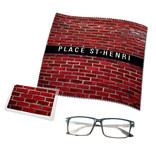 Lingette de lunettes - Place St-Henri