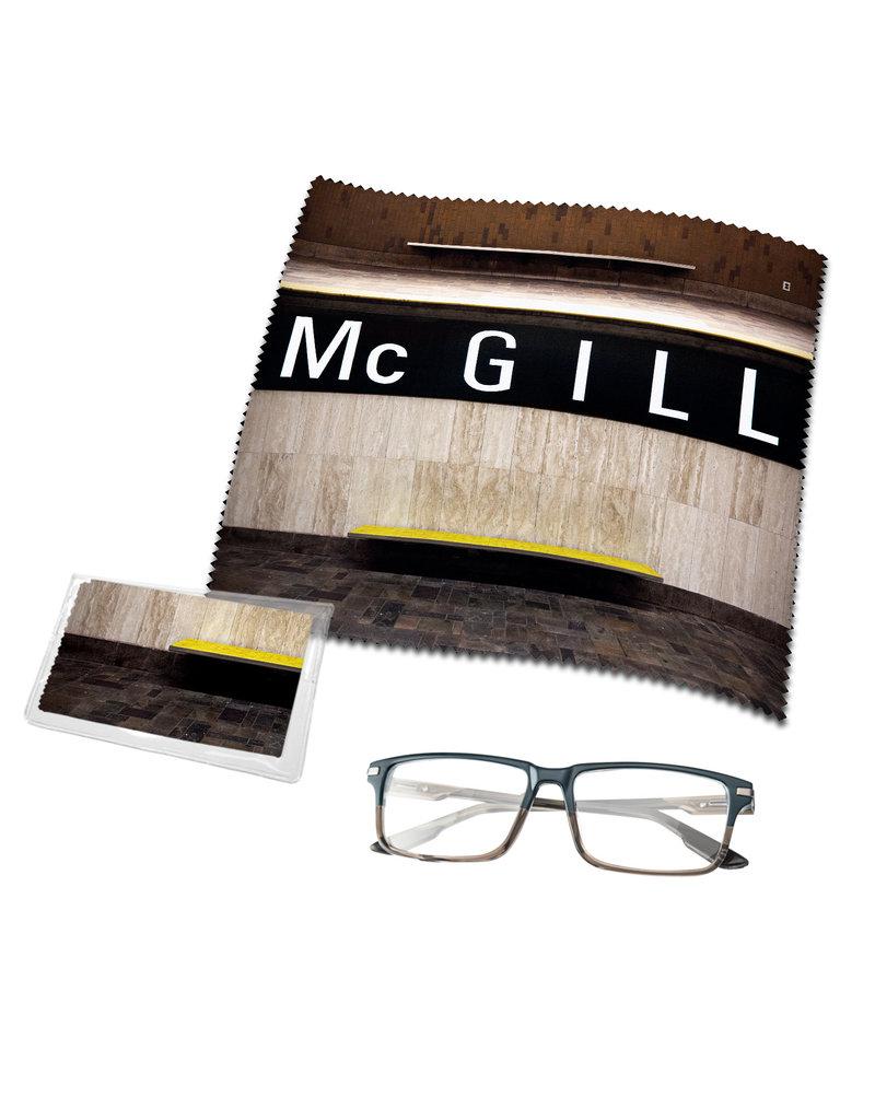 Lens cloth - McGill