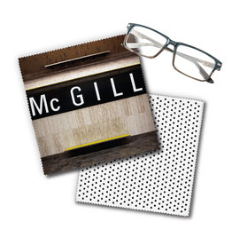 Lens cloth - McGill