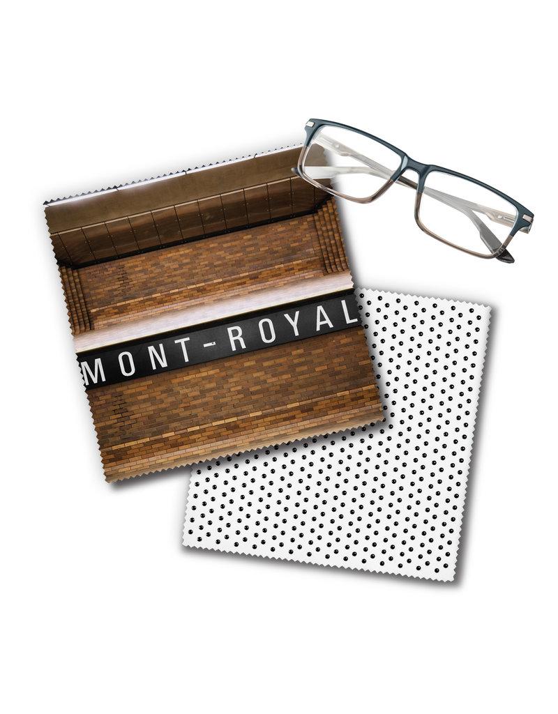 Lens cloth - Mont-Royal