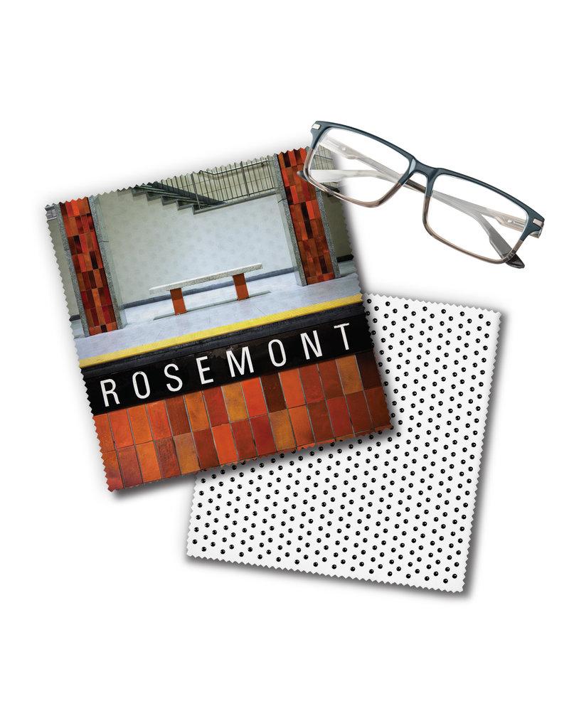 Lingette de lunettes - Rosemont