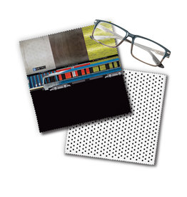 Lingette de lunettes - Azur multi stations
