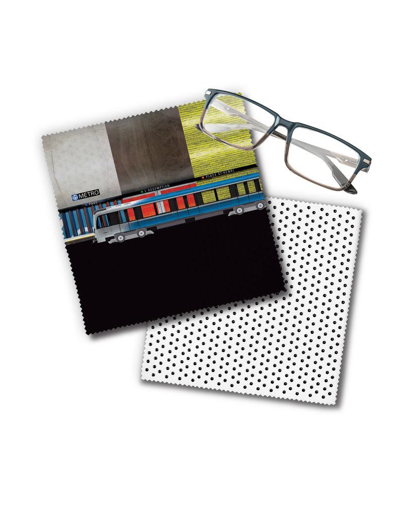 Lens cloth - Azur multi stations