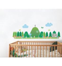 ADHÉSIF ENFANTS - Le Mont-Royal
