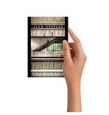 Carte postale - Jean-Drapeau (Jesse Riviere)