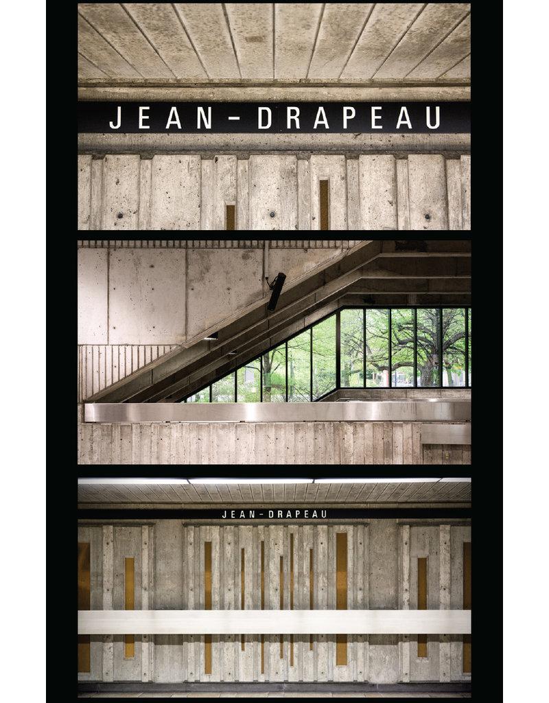 Post card - Jean-Drapeau (Jesse Riviere)