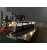 C.T.C.U.M. New Look brown Bus - Deluxe edition - 1/87 scale - #15-018