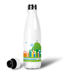 STAINLESS STEEL BOTTLE 500ml - Imagerie STM