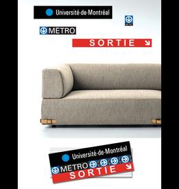 ADHÉSIF SIGNALÉTIQUE - Université-de- Montréal