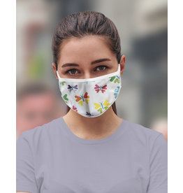 Reusable face mask - Butterflies