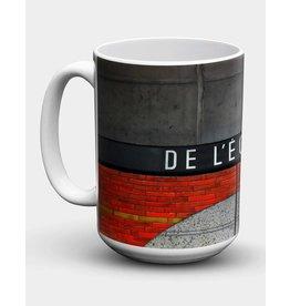 CUP - DE L'ÉGLISE STATION