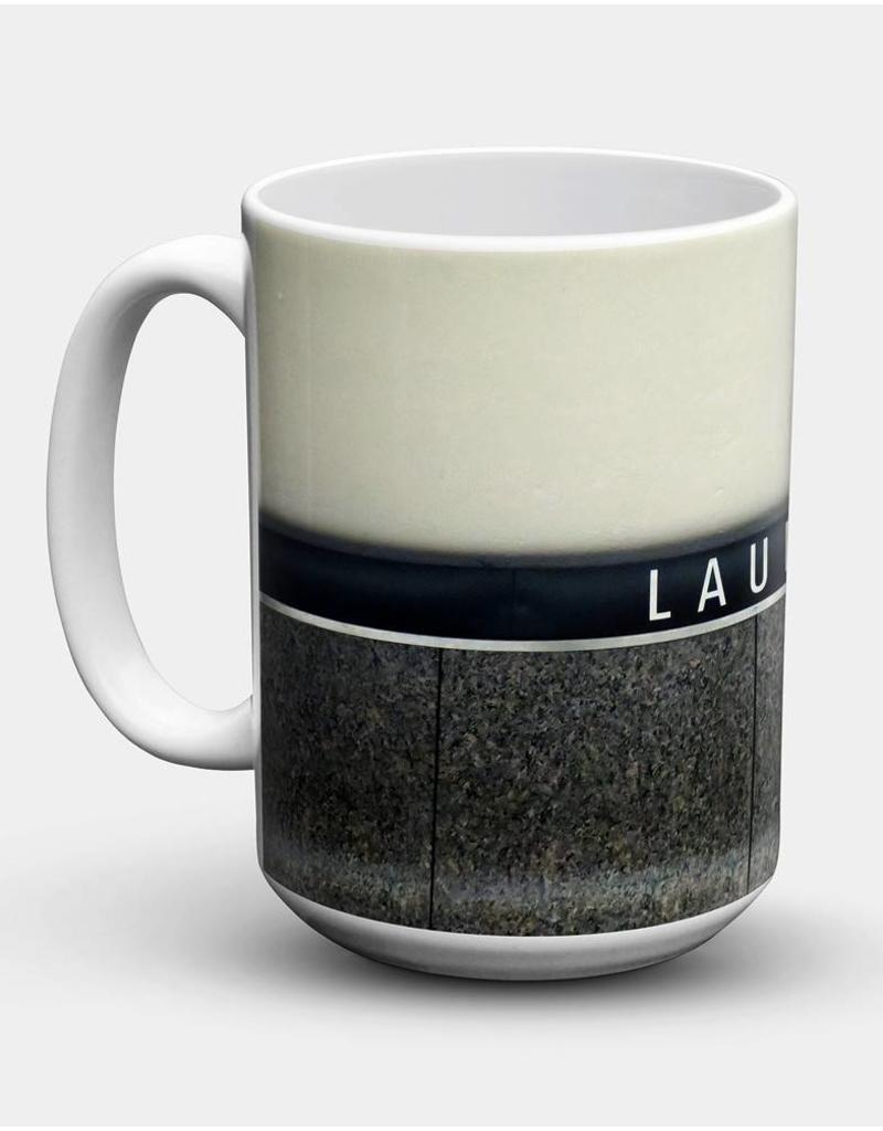 CUP - LAURIER STATION