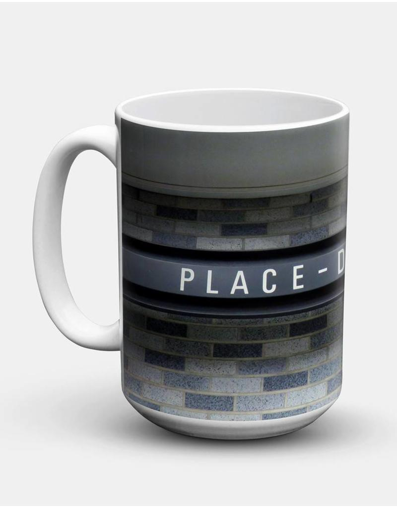 TASSE - STATION Place-des-Arts