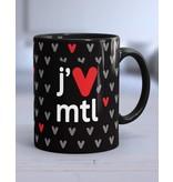 Copy of TASSE 15oz - j'V mtl blanc