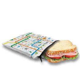Sac à sandwich - Imagerie de la ville