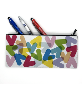 Pencil Case -  Chevrons colors