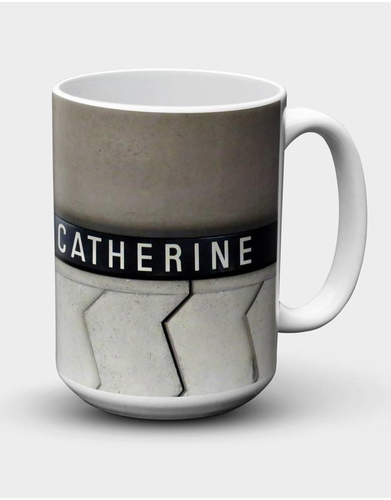 CUP - Côte-Sainte-Catherine station