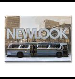 Aimant Autobus NewLook brun profile