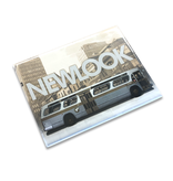 Magnet NewLook Bus brown profile