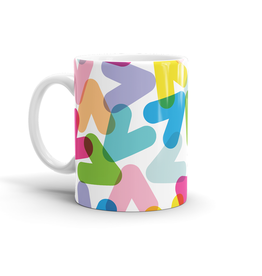 Tasse 11oz - Chevrons
