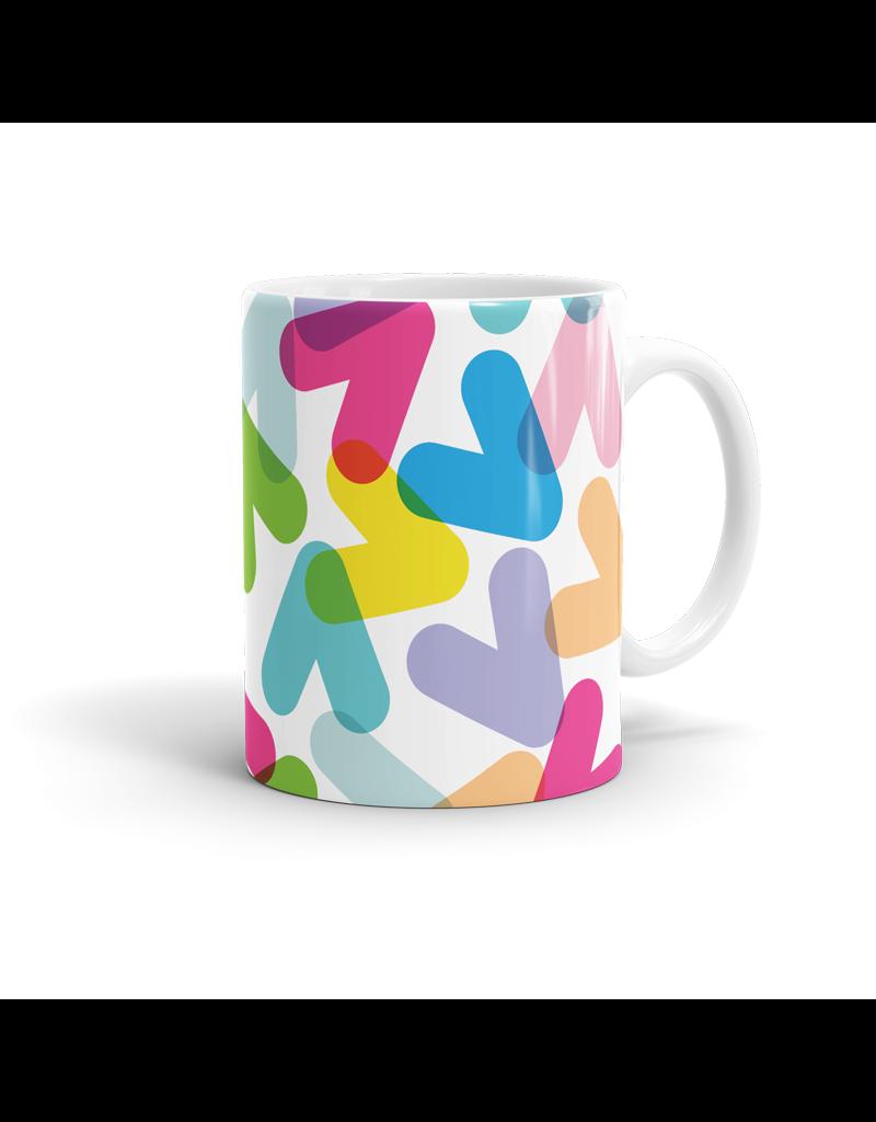 Cup 11oz - Chevrons