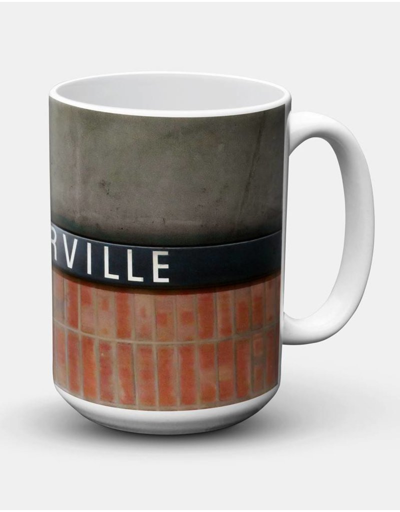CUP - D'Iberville station