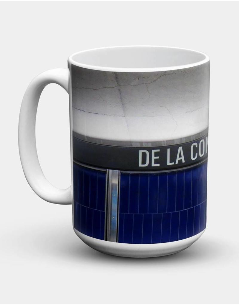 CUP - De la Concorde station