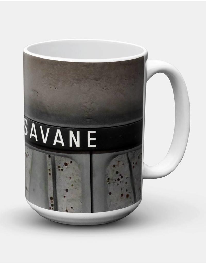 TASSE - STATION De la Savane