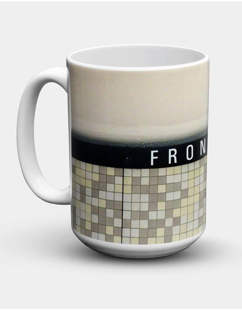 CUP - Frontenac station