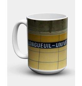 CUP - Longueuil–Université-de-Sherbrooke station