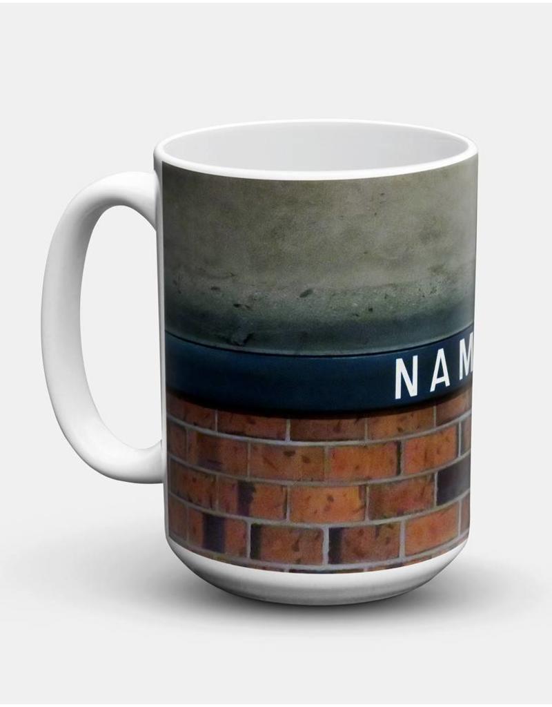 CUP - Namur station