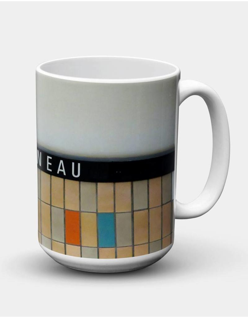 CUP - Papineau station