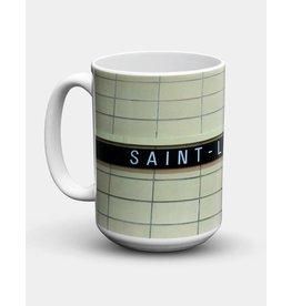 CUP - Saint-Laurent station