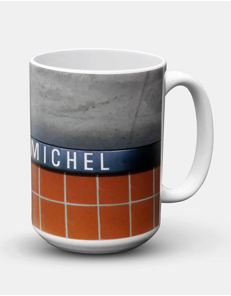 CUP -Saint-Michel station