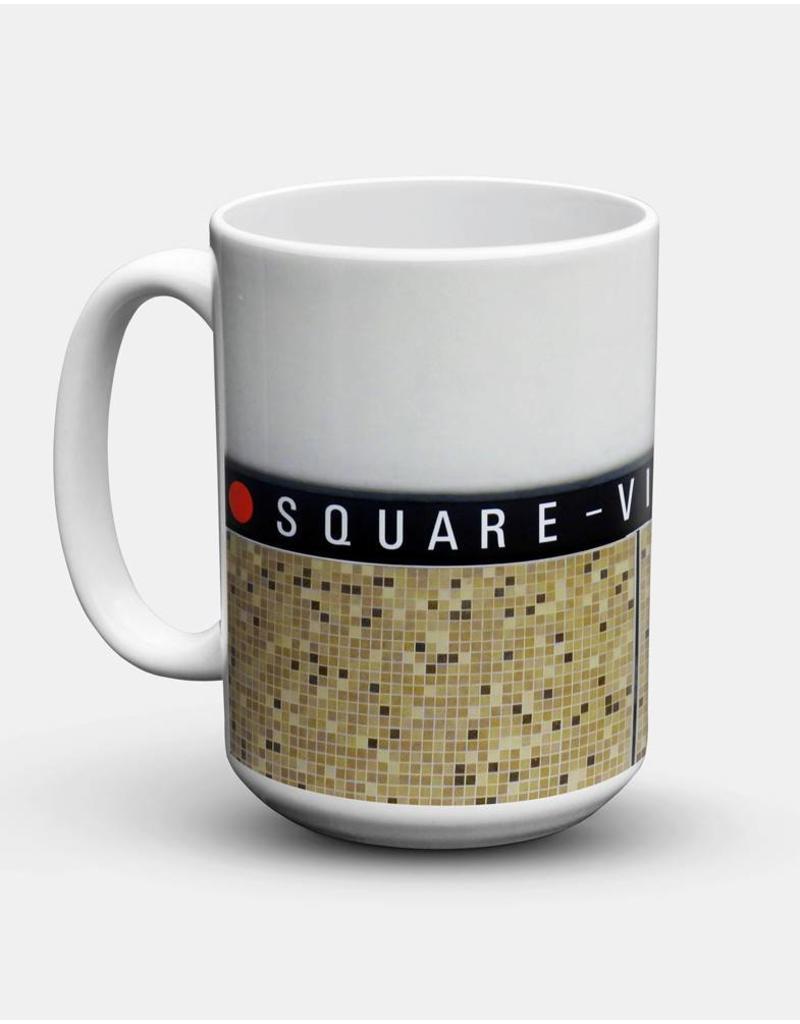CUP -  Square-Victoria-OACI station