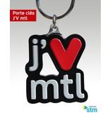 PORTE CLÉS - j'V mtl