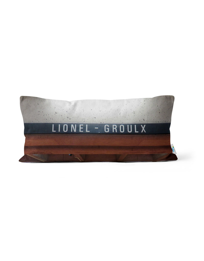 COUSSIN - Station Lionel-Groulx