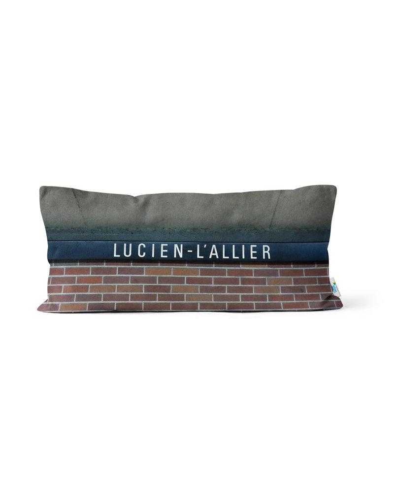 PILLOW - Lucien-L'allier Station