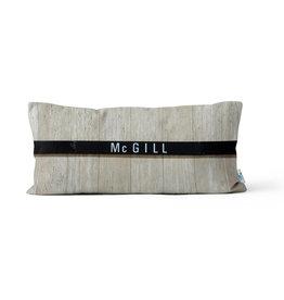 PILLOW - McGill / Peel Stations