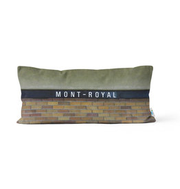 PILLOW - Mont-Royal / Laurier Stations