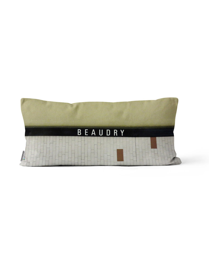 PILLOW - Papineau / Beaudry Stations