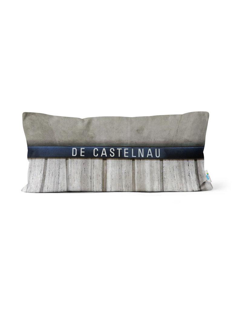 PILLOW - De Castelnau / Parc Stations