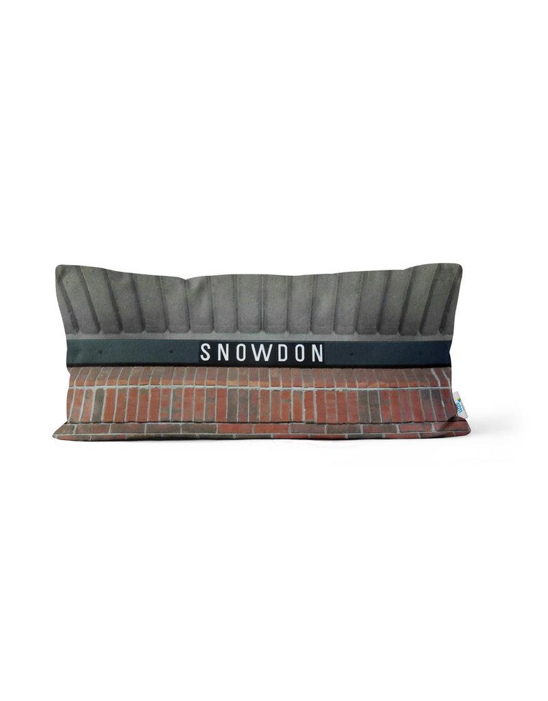 Pillow - Snowdon Station