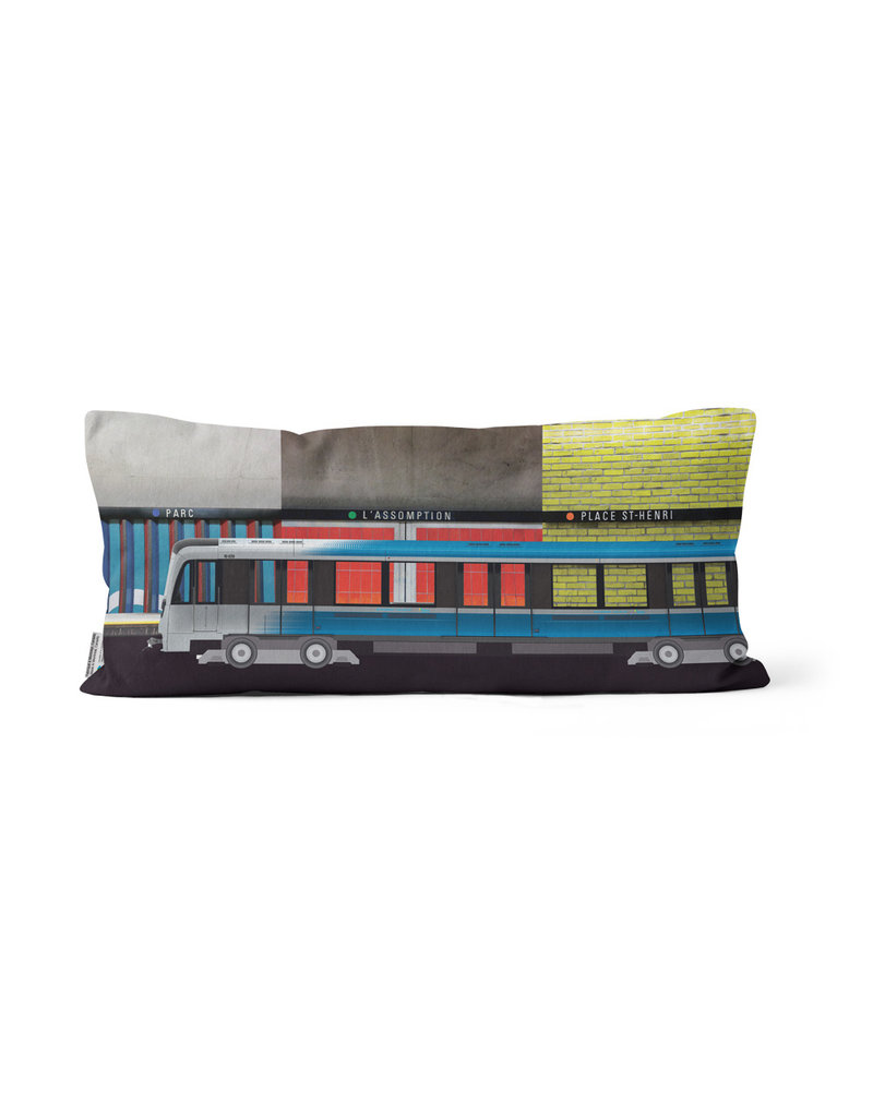 "COUSSIN - Azur + stations  10"" x 20"""