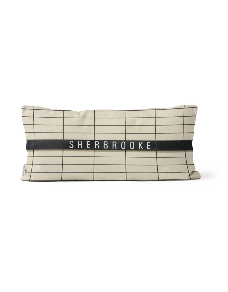 COUSSIN - Stations - Sherbrooke / Champ de Mars