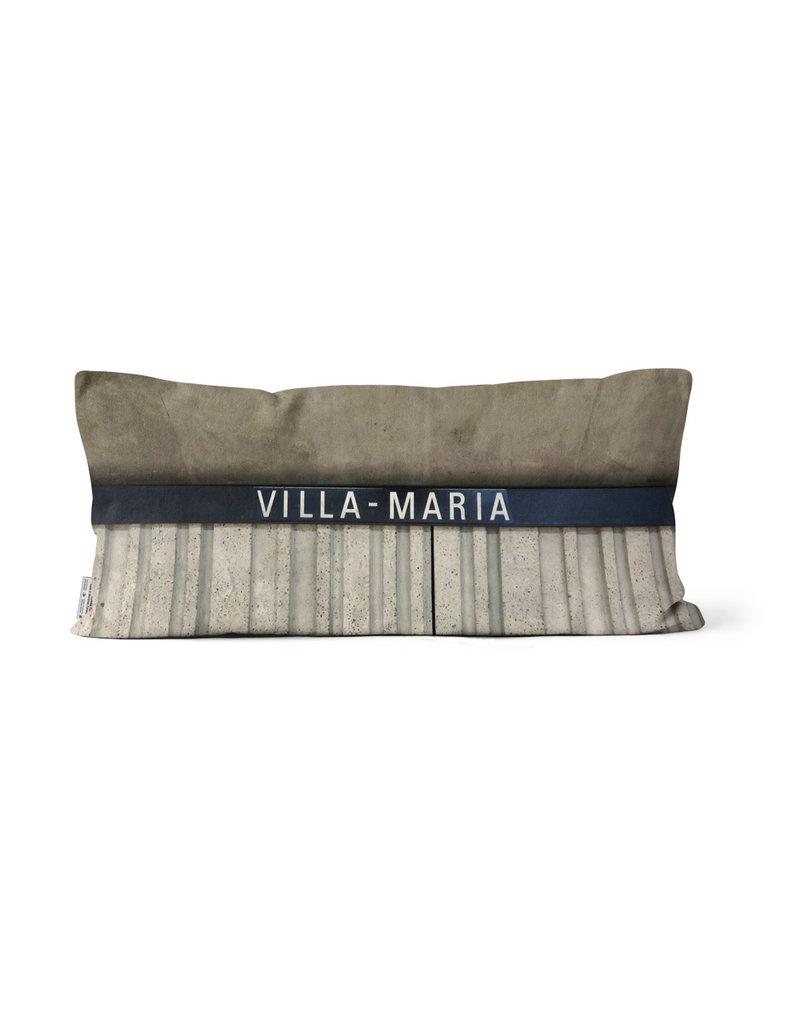 PILLOW - Villa maria / Côte Ste Catherine Stations