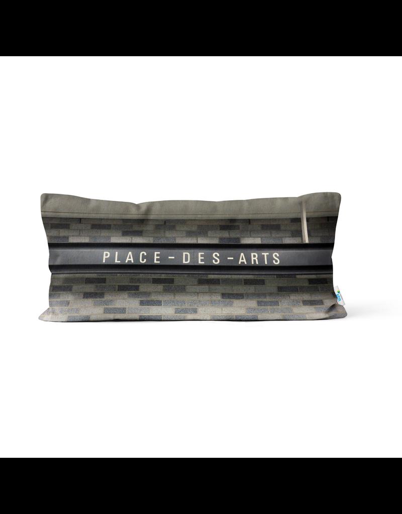 PILLOW - Place des arts / Saint-Laurent - Stations