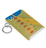 OPUS - Card holder  - Yellow transfer