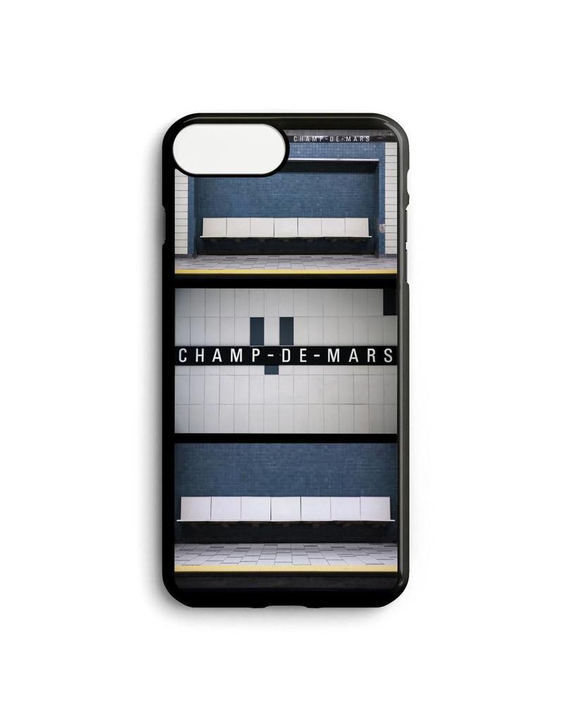 Phone case - Station Champ-de-Mars