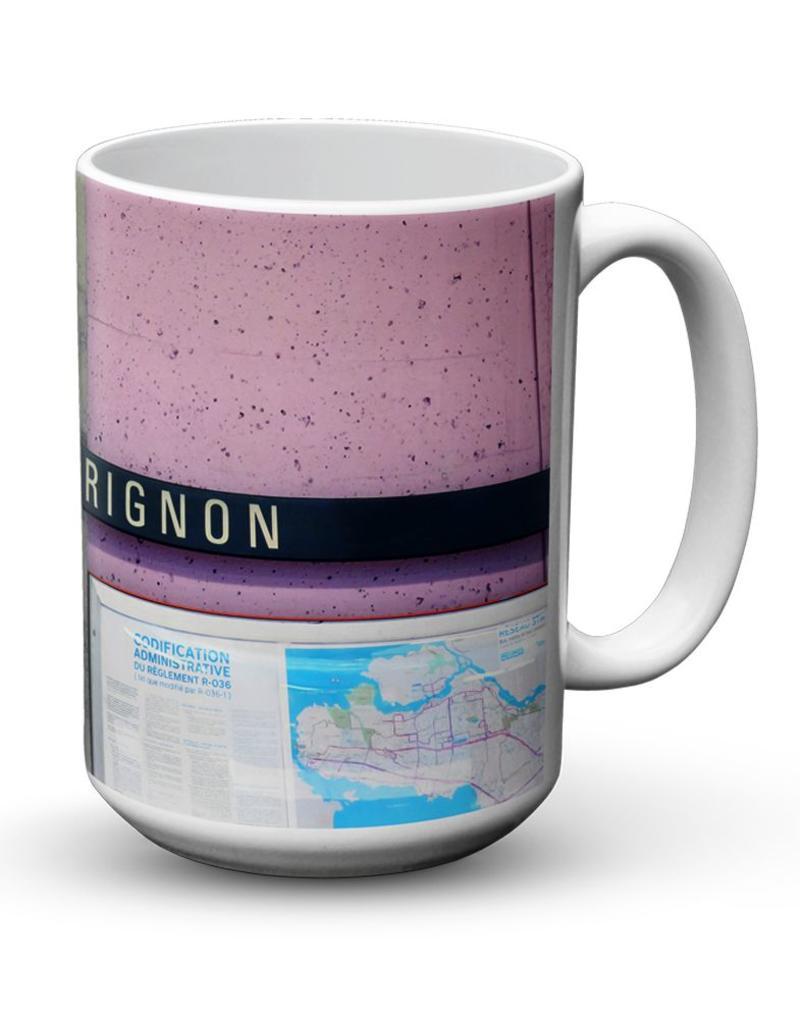 TASSE - STATION Angrignon